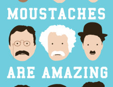 Moustaches Are Amazing
