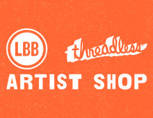 Introducing the Lunchboxbrain Artist Shop at Threadless
