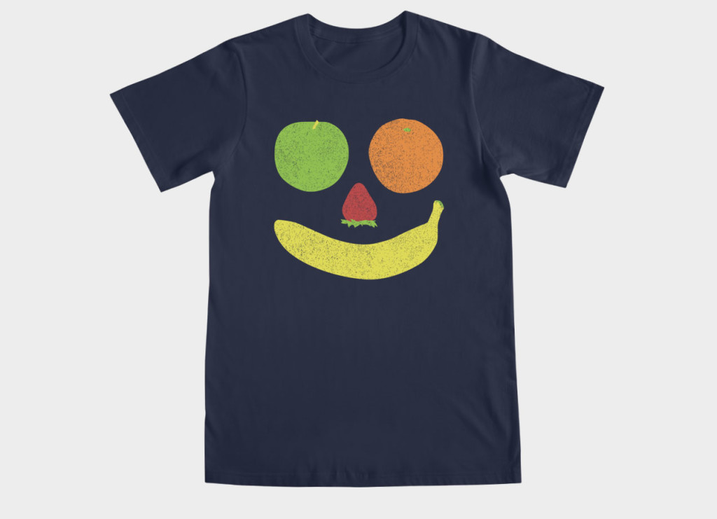 Fresh N Fruity Shirt - lunchboxbrain