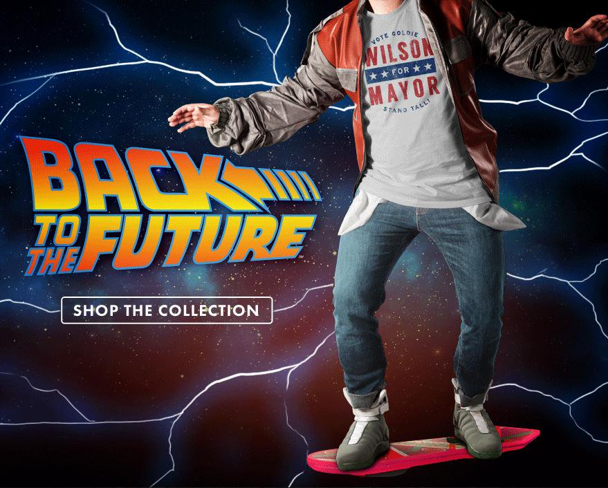 Back To The Future - Threadless