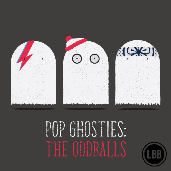 Pop Ghosties - The Oddballs by lunchboxbrain